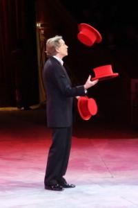 Kris Kremo, Master Juggler